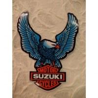 Autocollant aigle Suzuki