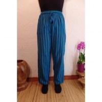 Pantalon Gandaki turquoise