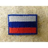 Mini écusson drapeau Russie