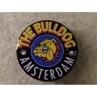 Petite boite ronde clic clac bulldog Amsterdam