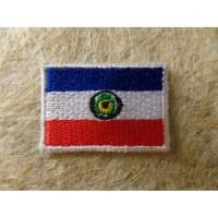 Mini écusson drapeau Paraguay