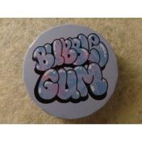 Petite boite ronde clic clac bubble gum