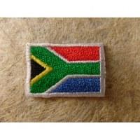 Mini écusson drapeau Afrique du sud