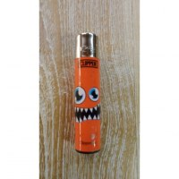 Briquet orange dentoo
