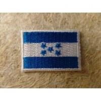 Mini écusson drapeau Honduras