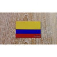 Aimant drapeau de la Colombie