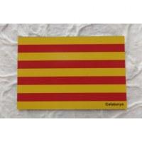 Aimant drapeau Catalogne