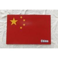 Aimant drapeau Chine