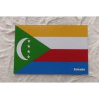 Aimant drapeau Comores