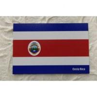 Magnet drapeau Costa Rica