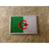 Mini écusson drapeau Algérie