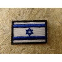Mini écusson drapeau Israël