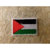 Mini écusson drapeau Palestine