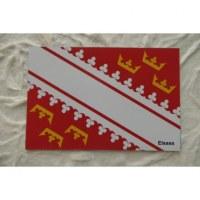 Magnet drapeau Alsace