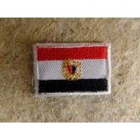 Mini écusson drapeau Egypte