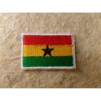 Mini écusson drapeau Ghana