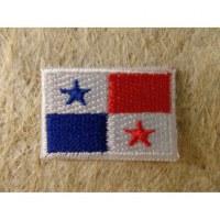 Mini écusson drapeau Panama
