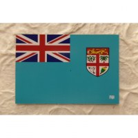 Magnet drapeau Fidji