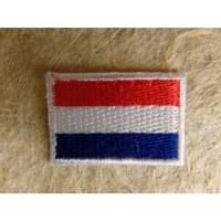 Mini écusson drapeau Pays Bas