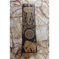 Marque page les éléphants