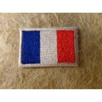 Mini écusson drapeau France