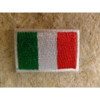 Mini écusson drapeau Italie