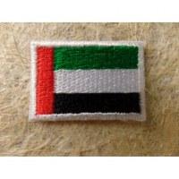 Mini écusson drapeau Emirats Arabes unis