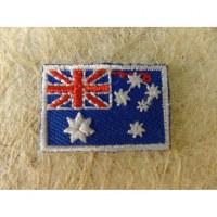 Mini écusson drapeau Australie