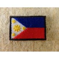 Mini écusson drapeau Philippines