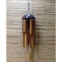 Carillon bambou coco 1
